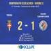 Eccellenza: Eclisse Carenipievigina sconfitta 2-1 nella trasferta di Treviso